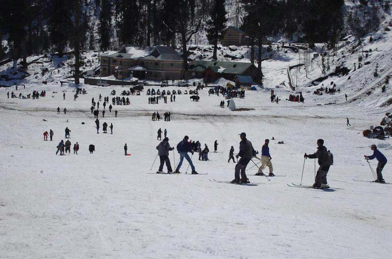 Manali Tour With Kullu