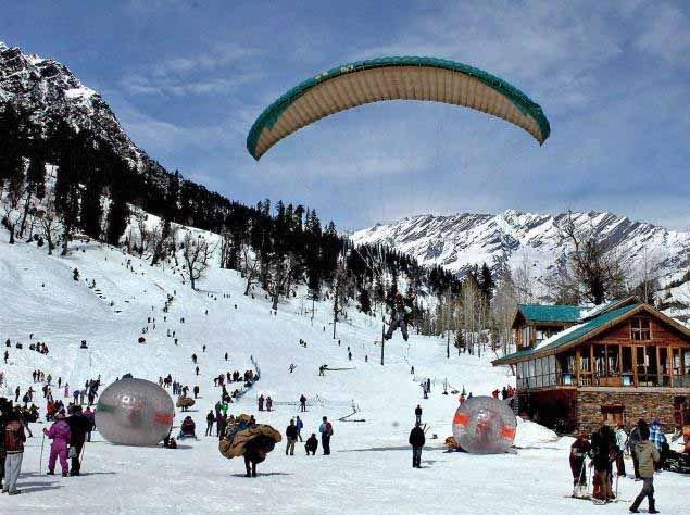 7 Days Shimla Manali Tour