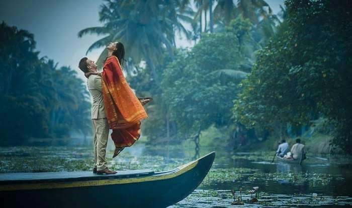 Short and Sweet Kerala Honeymoon Package