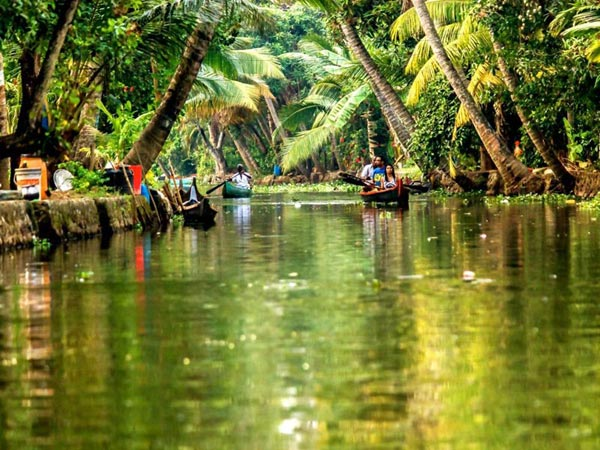 Munnar Alleppey Cochin Tour