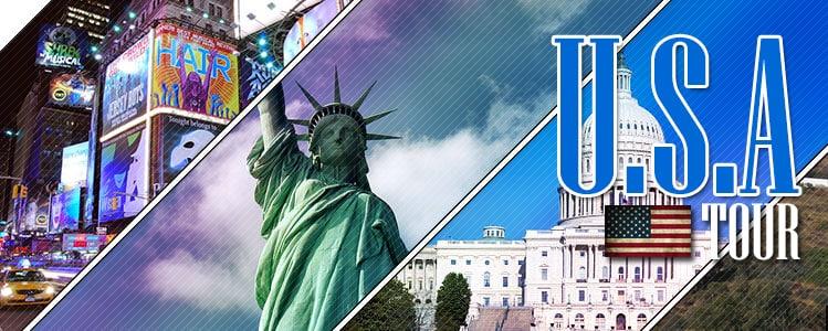 Super Budget Tour of Usa