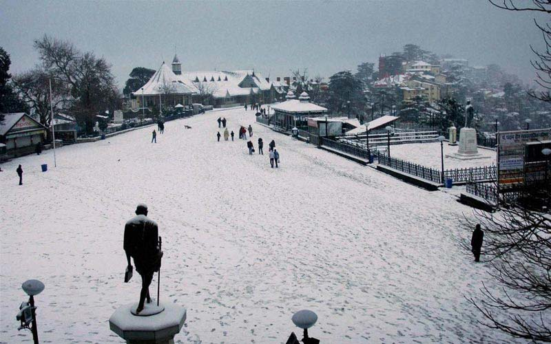 Monsoon Package ( Shimla Trip )