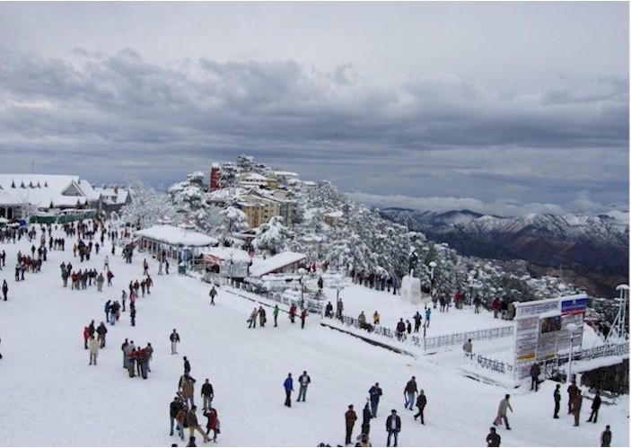 Shimla - Manali - Dharamshala - Dalhousie Tour By Cab