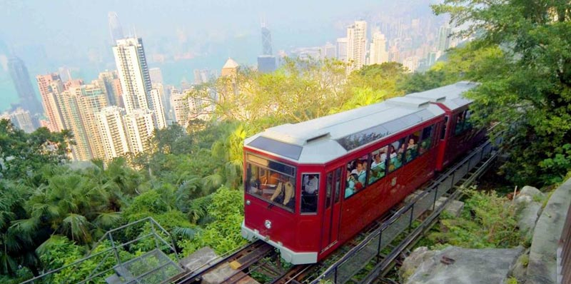 Majestic Hong Kong Tour