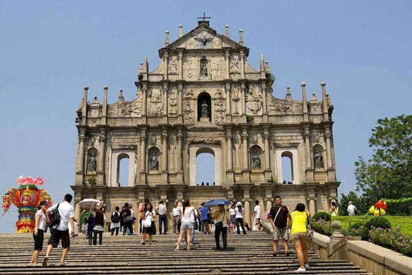 Stunning Macau Tour