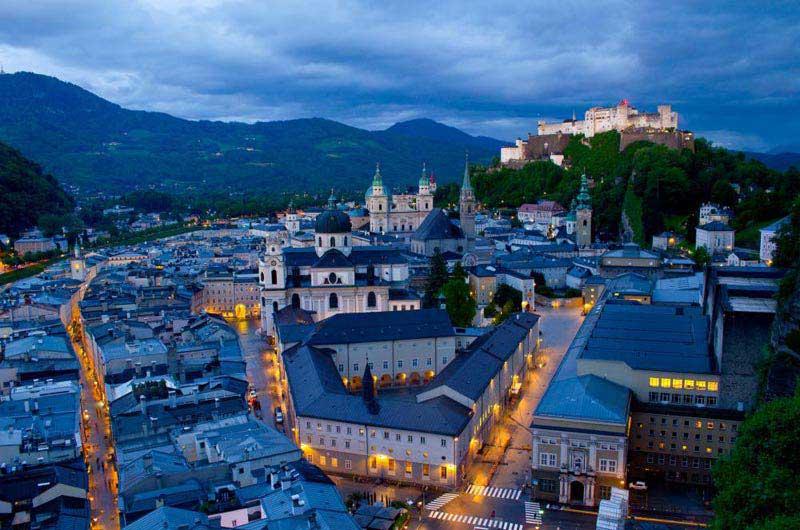 Full - Week Austria Tour