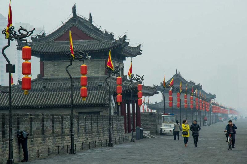 China History & Mystery Tour
