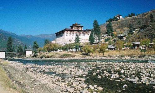 Hasimara-Thimphu-Punakha & Wangdue-Paro Tour Packages