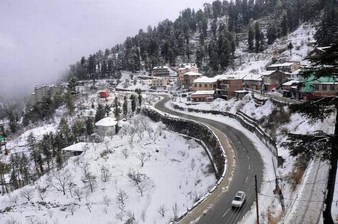 Chandigarh - Shimla Tour Package