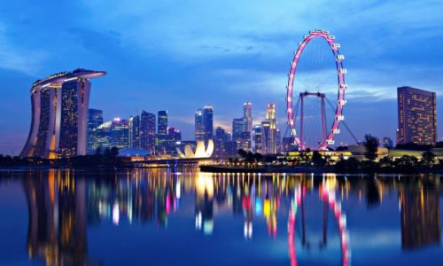 Singapore 3 Star Package for 3 Days- Dussehra, Newyear Special