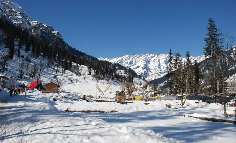 Shimla Manali Tour 6 Days