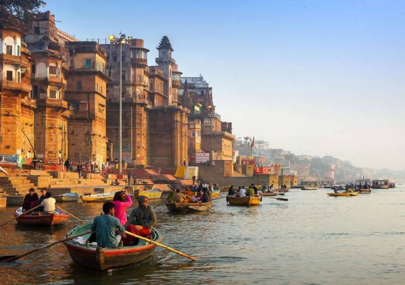 Delhi With Varanasi Tour
