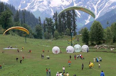 Himachal Travel Package