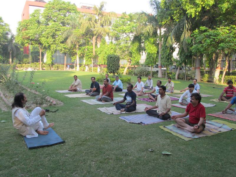India Yoga Tour with Varanasi Tour