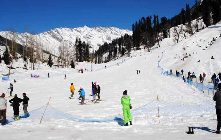 Amazing Kullu Manali Package
