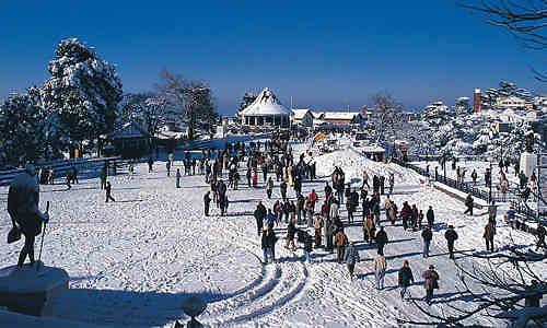 Shimla Manali Dharamshla Dalhousie Amritsar Tour