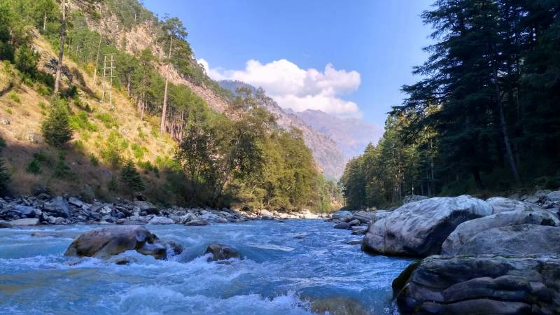 Kasol Tosh Tour Package