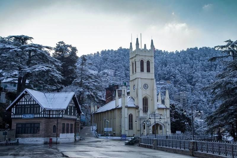 Shimla Manali Dharamshla Dalhousie Tour