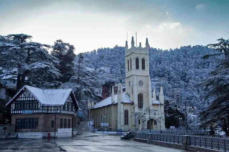 Shimla Manali By Volvo Tour