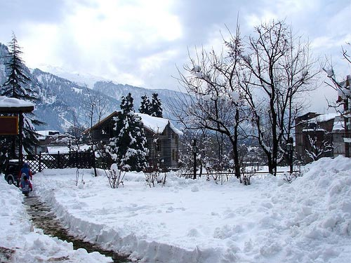 Amazing Manali Honeymoon Package