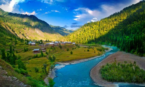 Kashmir with Sonmarg Tour