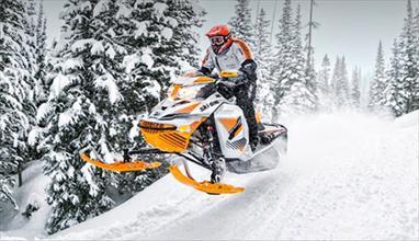 Snow Mobiling Tour