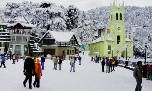 Chilled Shimla-Manali Tour
