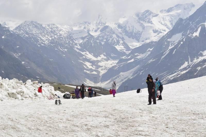Shimla-Kufri-Manali-Rohtang Pass Tour