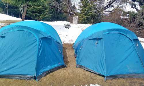 2 Nights Devariyatal Camping Package