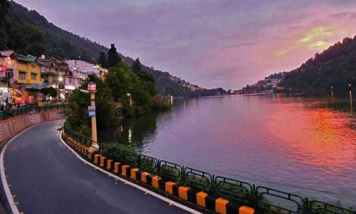 Mussoorie To Nainital Tour