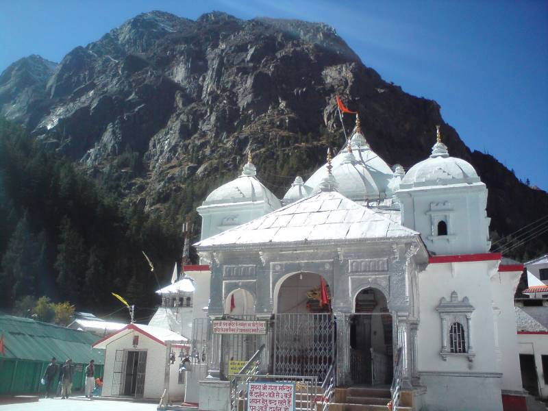 Yamunotri Gangotri Do Dham Yatra Package 6 Nights 7 Days from Delhi.2019