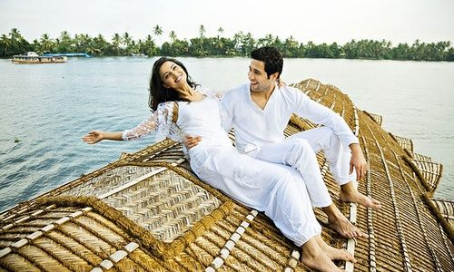 Kerala Honeymoon Tour Package