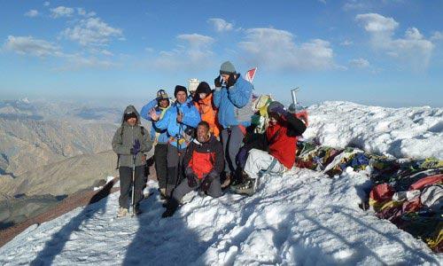 Stok Kangri Trekking Tour