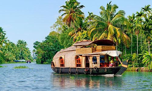 Kerala Package Munnar & Kumarakom Tour