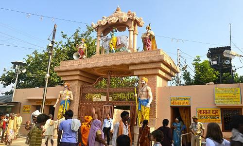 Delhi Haridwar Rishikesh Agra Mathura Gokul Tour