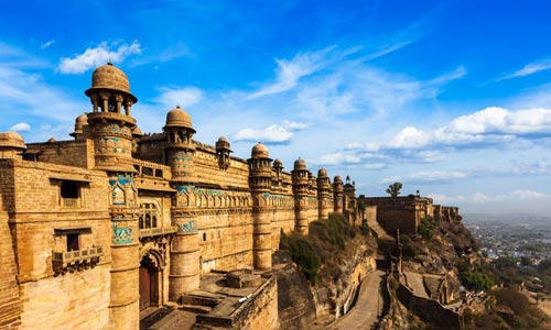 Gwalior Orchha Sanchi Bhopal Ujjain Indore Package