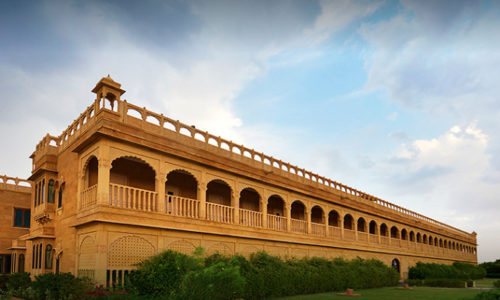 Jaisalmer Hotel & Camp Package