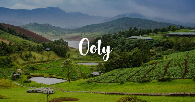 Mysore to Ooty Tour