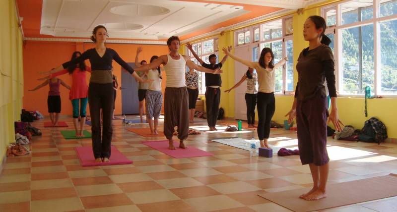 Yoga in the Valley of Kangra Tour
