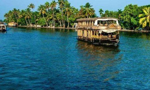 Kanyakumari - Munnar - Thekkady - Alleppey - Kovalam Tour