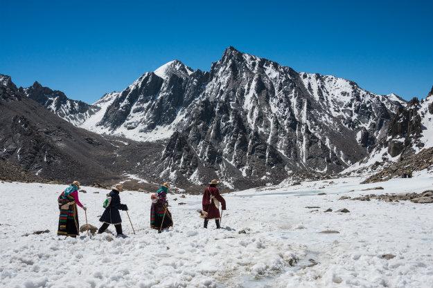 Kailash Mansarovar Trecking  Tour