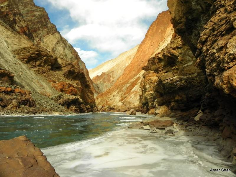 Chadar Trek with Lingshed Village Tour