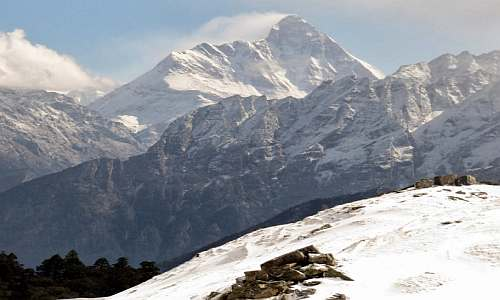 Trekking in Roopkund Tour