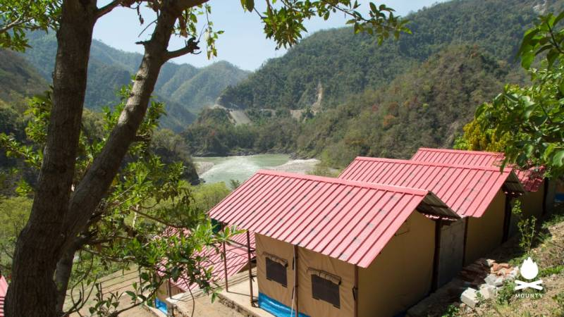 Swiss Camping Rishikesh Tour