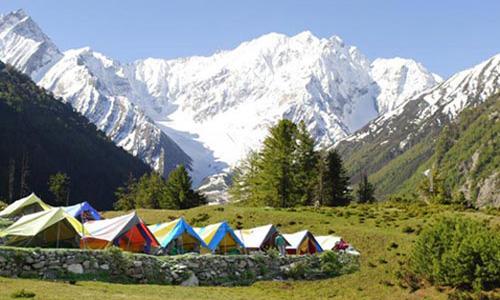 Jammu - Dalhousie - Saach Pass - Chamba - Dahramshala Tour