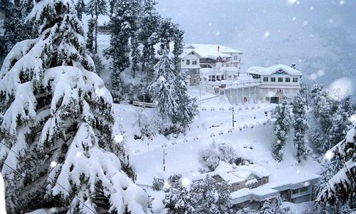 Chandigarh - Shimla - Manali Tour