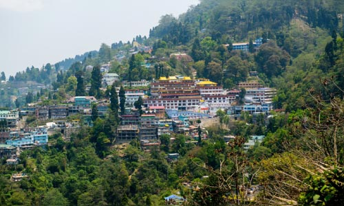 Gangtok - Lachen Tour