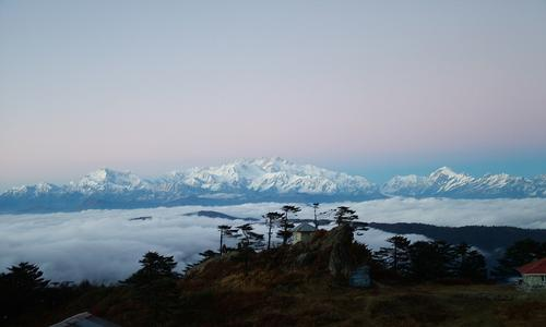 Okhrey to Sandakphu Trekking Tour