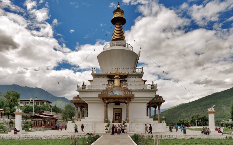 Luxury Bhutan package