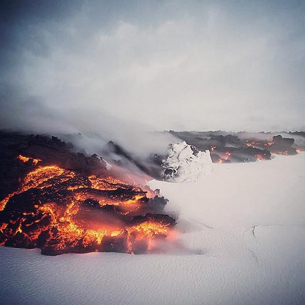 Fire and Ice in Iceland Tour